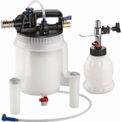 Pneumatic Brake Fluid Extractor Kit