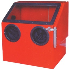 Bench Top Sand Blasting Cabinet