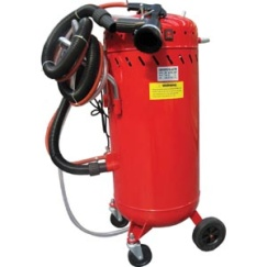 120Ltr Sand Blaster With Vacuum