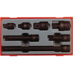 7PC 1/2IN DR. IMPACT ACCESSORIES SET