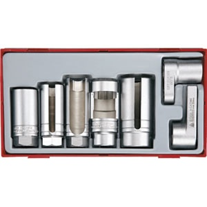 7PC 3/8&1/2IN DR. SPECIALIST SOCKET SET