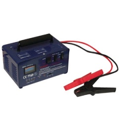 6/12V Battery Charger With Jump Start
