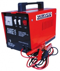 Wayco 12 & 24 Volt Battery Charger