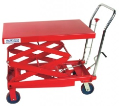 Wayco Hydraulic Lifting Table