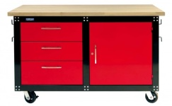 Wayco Wooden Top Work Station
