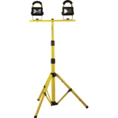 Qesta Led [Epistar] Rechargeable Tri-Pod Worklight-2 x 10W