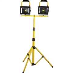Qesta LED [Epistar] Rechargeable Tri-Pod Worklight-2 x 20W
